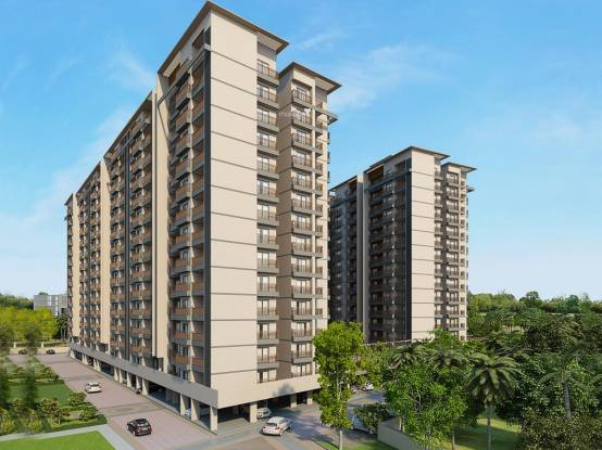 Goyal Orchid Lakeview Elevation