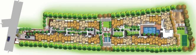Southern Residency Park Master Plan