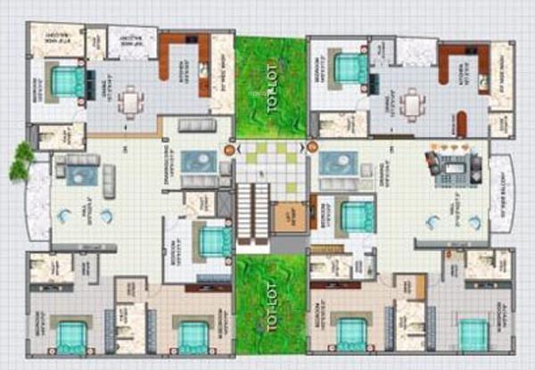 Vaishnavi Sriman Cluster Plan