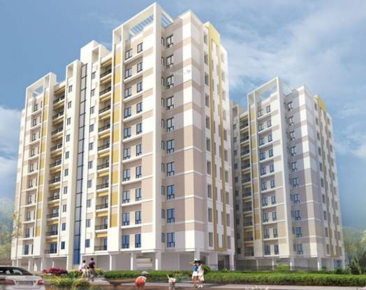 Mainaak Symphony Towers Elevation