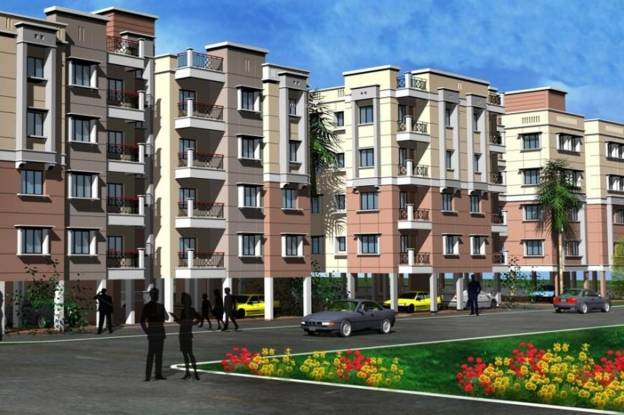Master Susheila Apartments Elevation