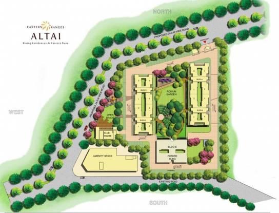 Phadnis Altai Layout Plan
