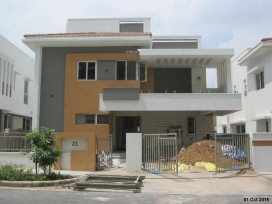 Aparna HillPark Gardenia Construction Status