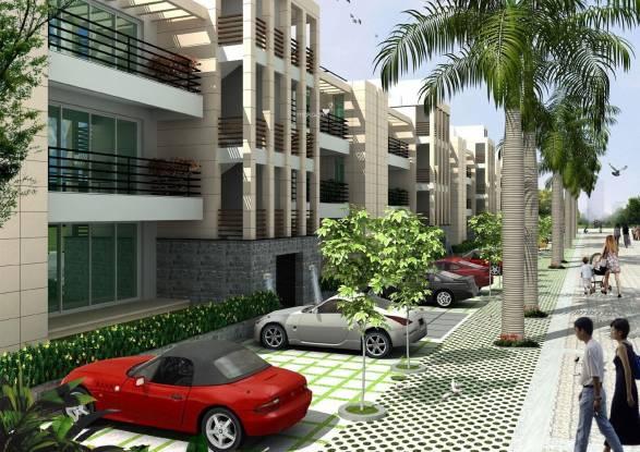 Puri VIP Floors Elevation
