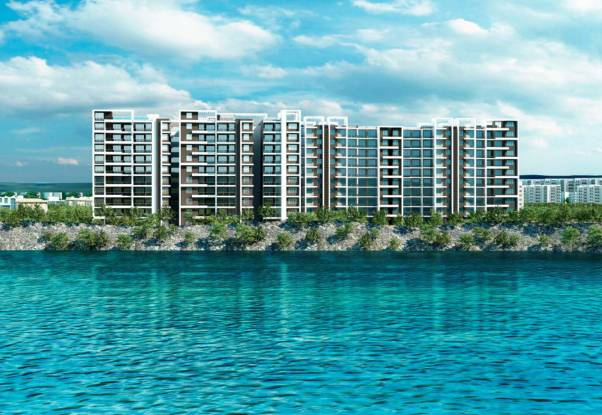 Jhaveri Silver Lake Vista Elevation