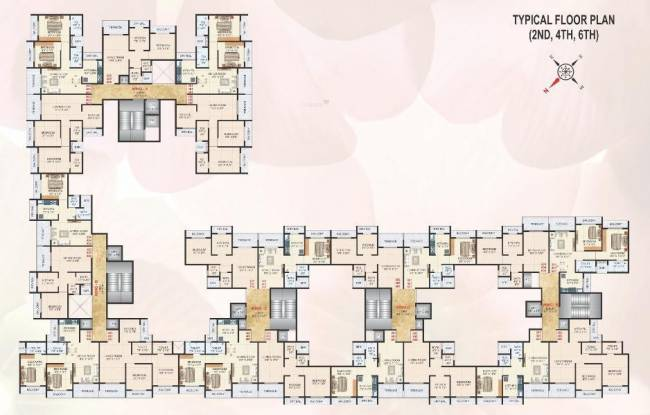 Aaron Moreshwar Complex Cluster Plan