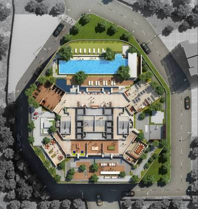 Transcon Triumph Tower 1 Layout Plan