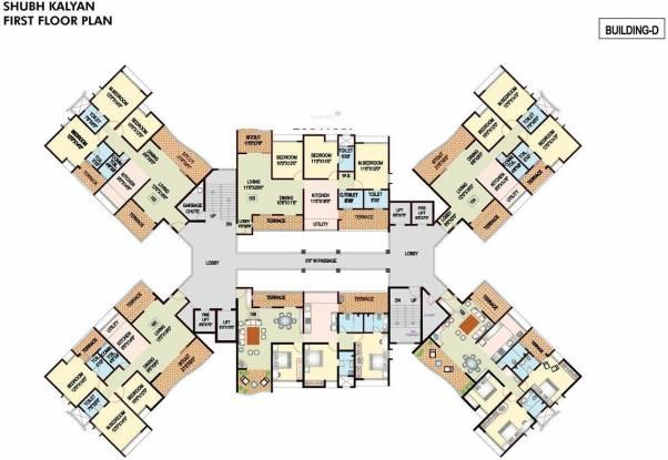 Nanded Shubh Kalyan Cluster Plan