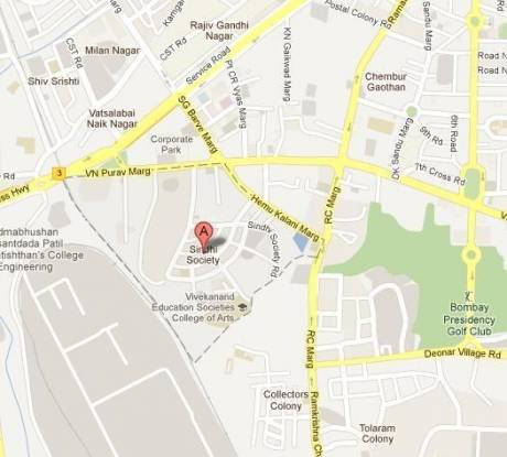 Kukreja Sai Deep Location Plan
