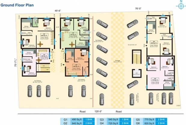 AP Amirthalaya Cluster Plan