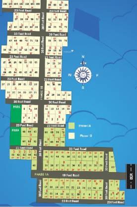 KKK Emerald Village Layout Plan
