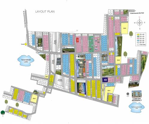 RK RK Township Layout Plan