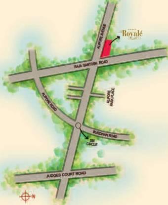 Orbit Royale Location Plan