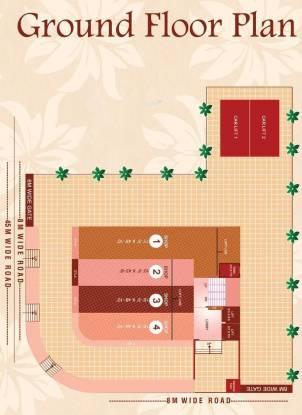 Maatoshree Sai Moreshwar Luxuria Cluster Plan