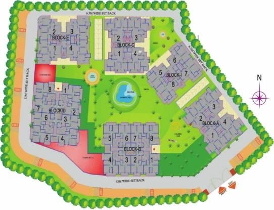 Proview Laboni Layout Plan