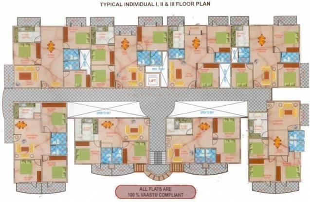 Magnum Southern Springs Cluster Plan