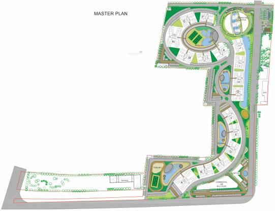 Pharande Puneville Master Plan