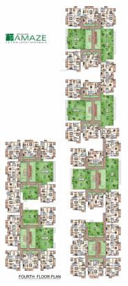 Mahaveer Amaze Cluster Plan