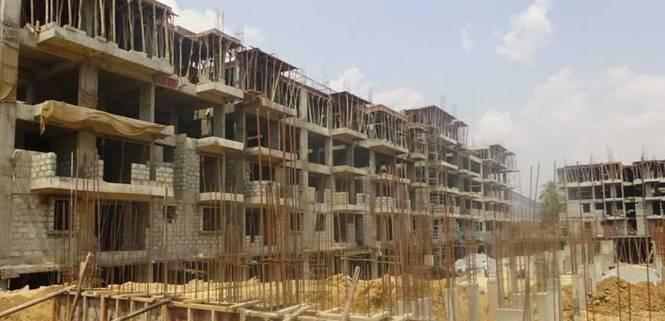Mahaveer Amaze Construction Status