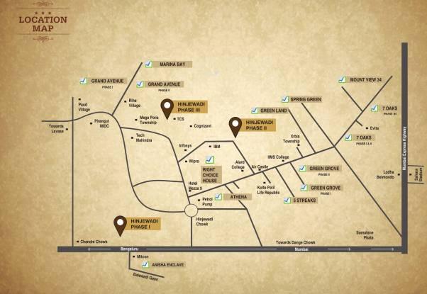 Right Marina Bay Location Plan