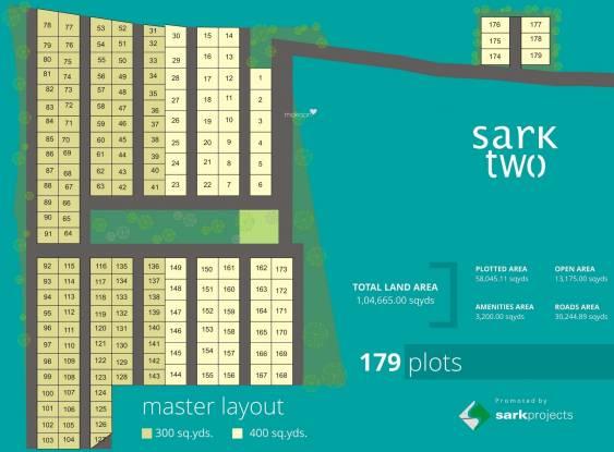 Sark Two Layout Plan