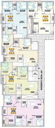 Shathavartha Enclave Cluster Plan