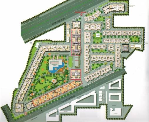 Sare Green Parc 2 Master Plan