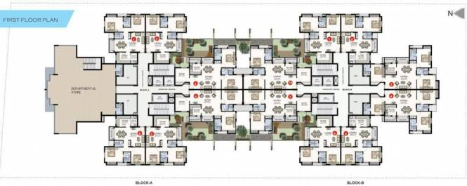 Ruby Elite Cluster Plan