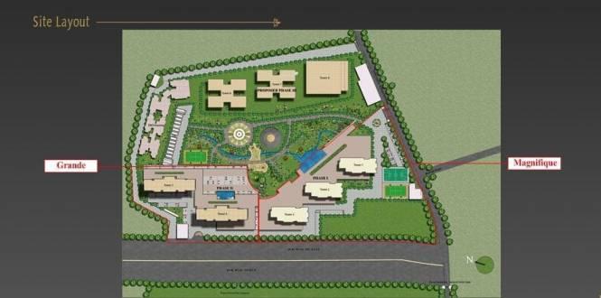 ABIL Castel Royale Grande Site Plan