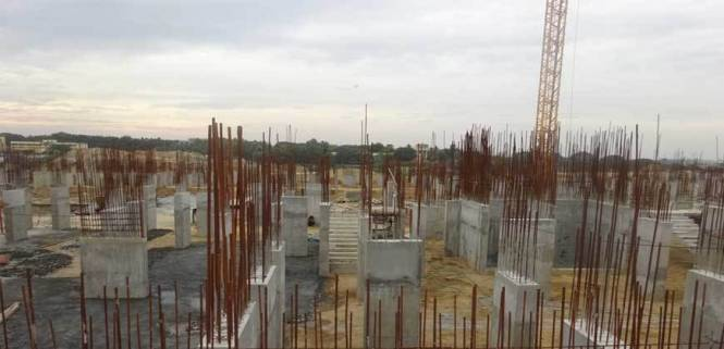 Mahaveer Ranches Construction Status
