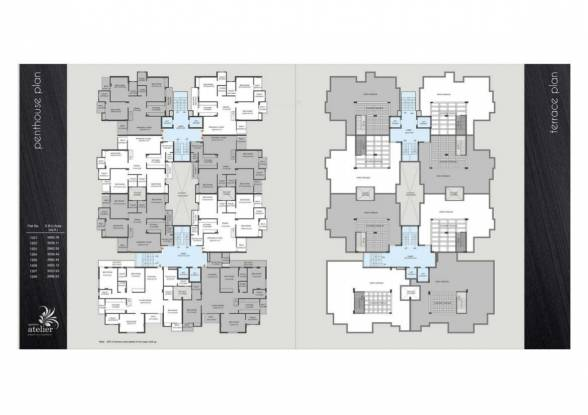 Apeksha Atelier Cluster Plan