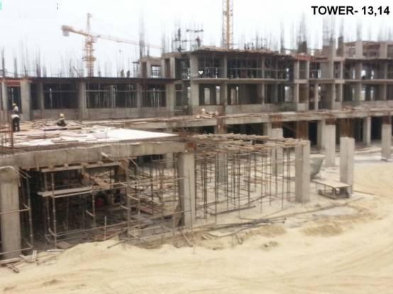 Ansal Royal Heritage Construction Status