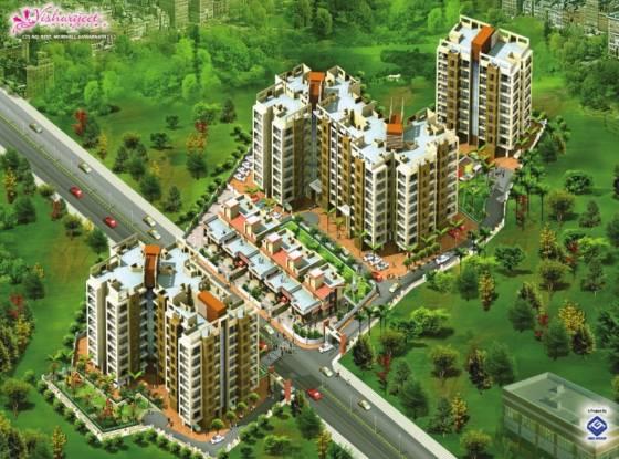GBK Vishwajeet Meadows Elevation