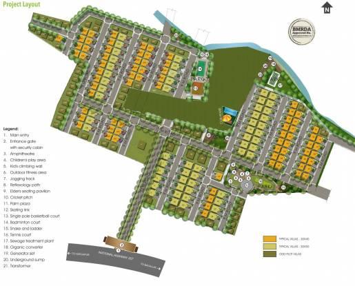 Icon Sanctuary Layout Plan