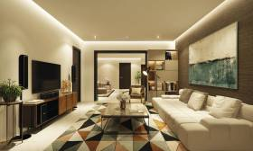 2,070 sq ft 3 BHK + 3T Apartment in Panchshil Towers