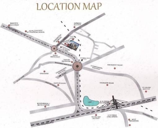 AR SM Signature Location Plan