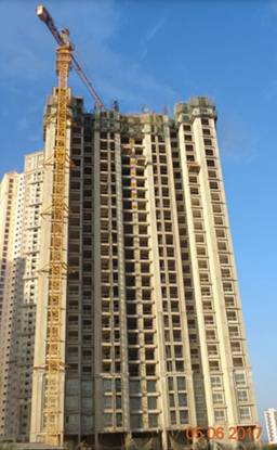 Hiranandani Tiana Construction Status