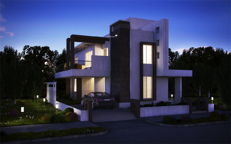 Pooja Gardens Of Delight Elevation