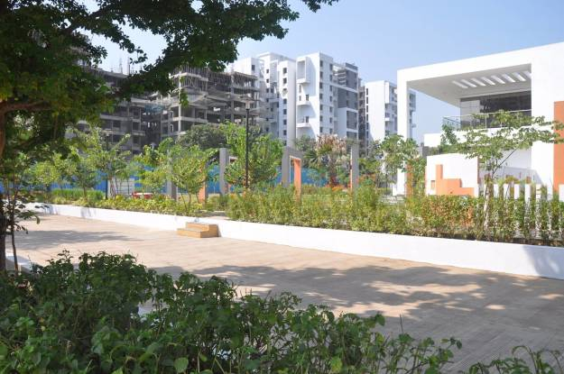Venkatesh Graffiti Construction Status