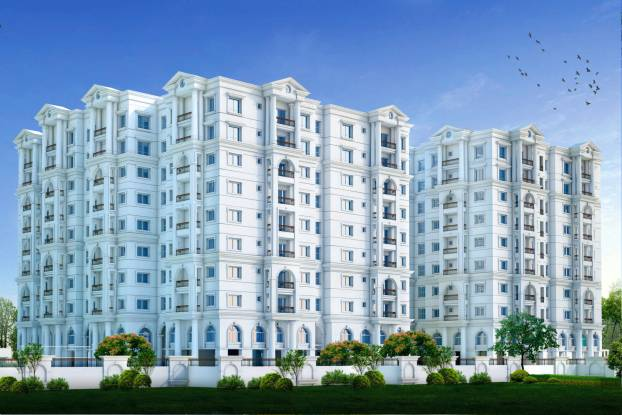 Aditya Paramount Heights Elevation