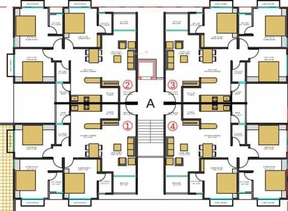 PSY Pramukh Lotus Cluster Plan