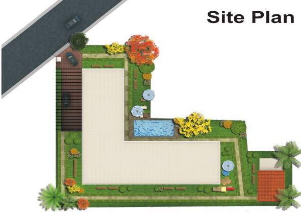 Adonai Adonai Glory Site Plan