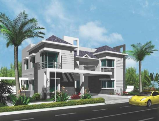 VIsion Infiniti Homes Elevation