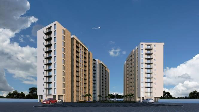 Vipul Pratham Apartments Elevation