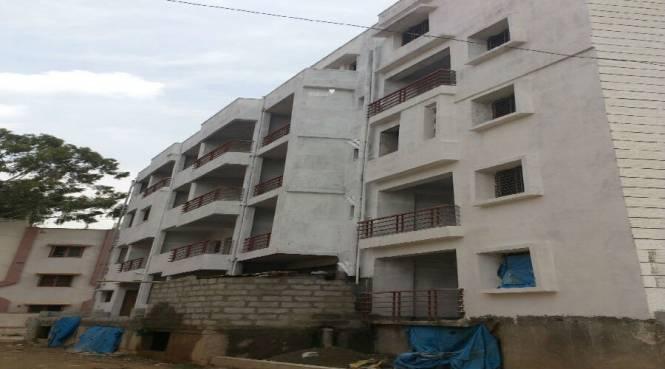 CMRS Sai Flora Construction Status