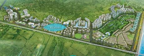Adani Elysium Elevation
