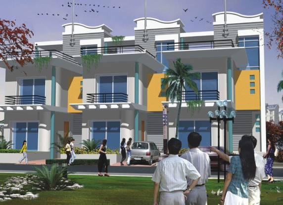 Ansal Town Villa Elevation