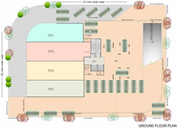 RS Exotica Cluster Plan