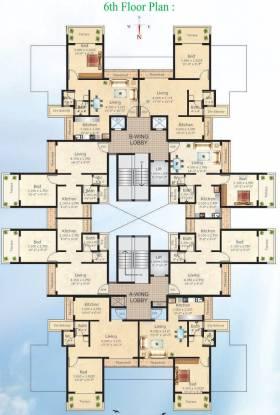 Shree Avenue 1 Cluster Plan