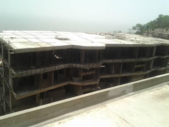 Emgee Anantam Construction Status